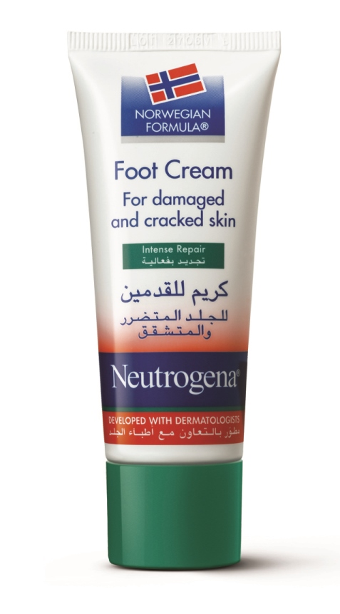Neutrogena_Norwegian Formula_Foot Cream